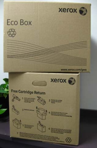 New Xerox Toner-Cartridge Collection Program Makes It Easier For Customers To Recycle