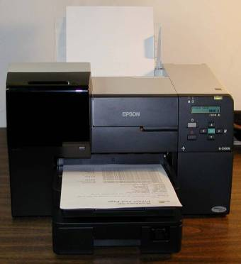 Completed A Hands On Test Report What We Feel Is Really Important Digital Imaging Device The 599 Epson B 510DN Business Color Ink Jet Printer