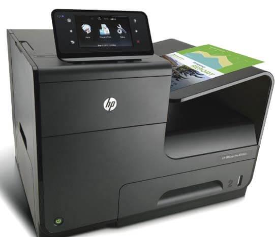Officejet X printer 400_500 printer