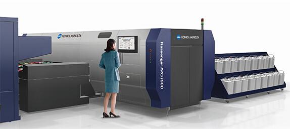 The Nassenger PRO1000 Inkjet Textile Printer
