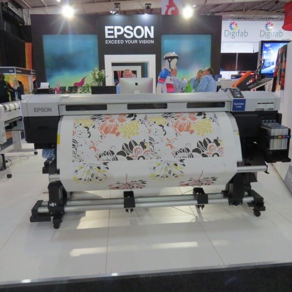 Epson SureColor F9200 Textile Printer