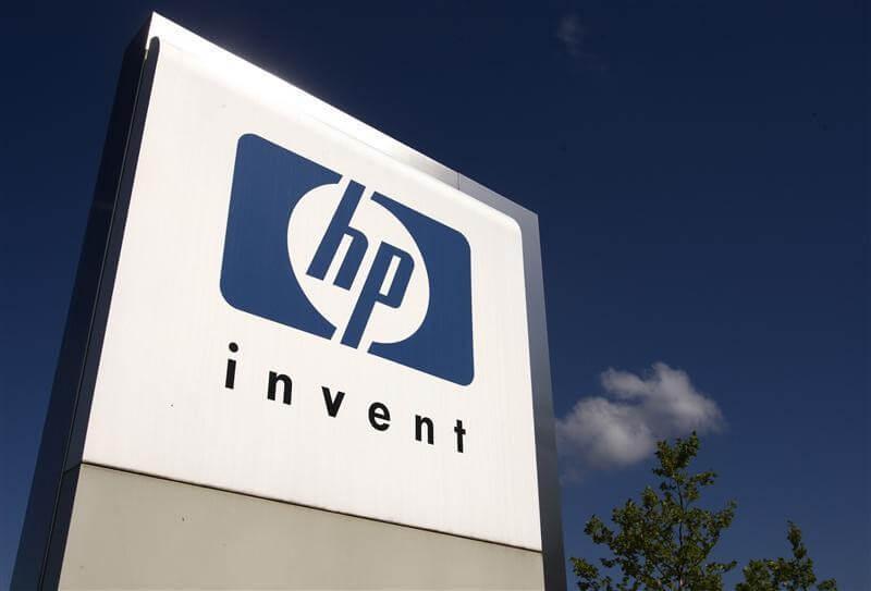 HP Invent Logo