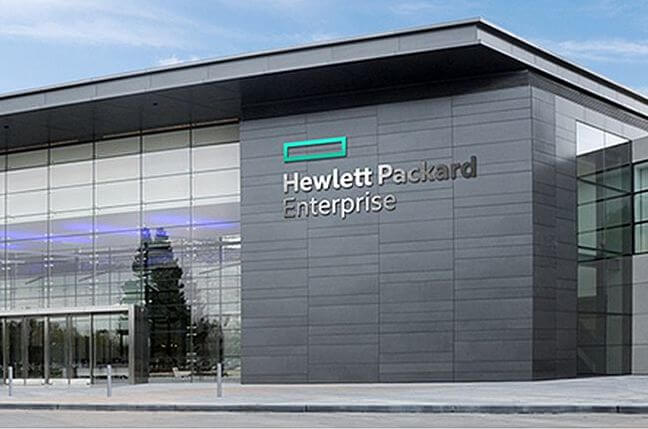 HP Enterprise Office