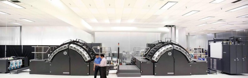 pagewide presses