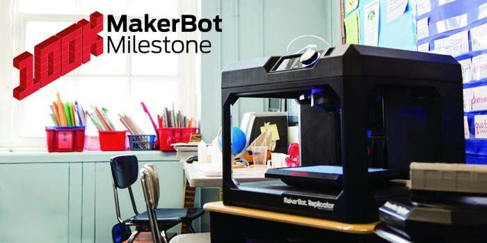 makerbot 100K