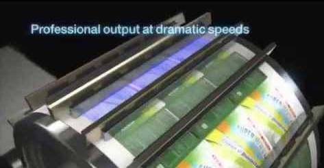 Epson precisioncore printing