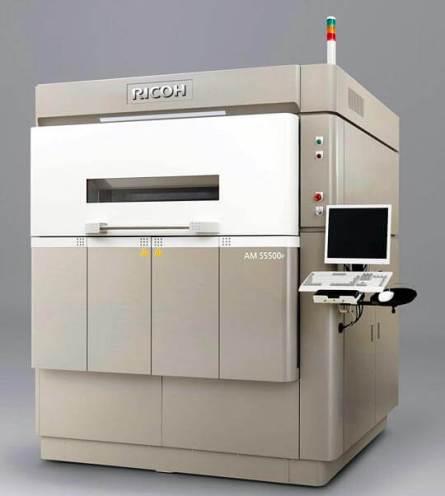 ricoh 3d printer
