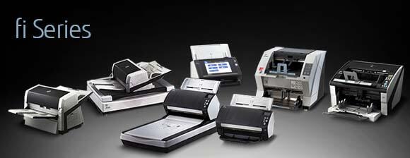 fujitsu fi scanners