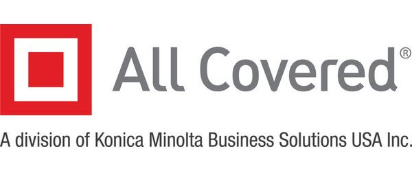 Konica Minolta All Covered Large Logo