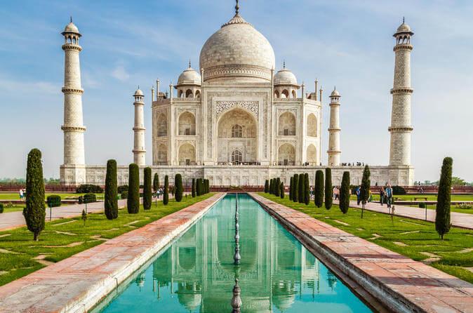 Taj Mahal in-Delhi India