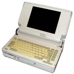 Compaq Portable SLT/286 1903 (1990)
