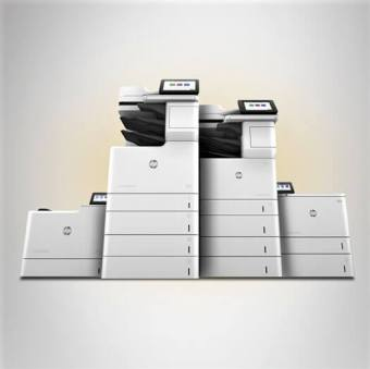 New HP LaserJet Enterprise 600 Series 'Highest-End A4s' with