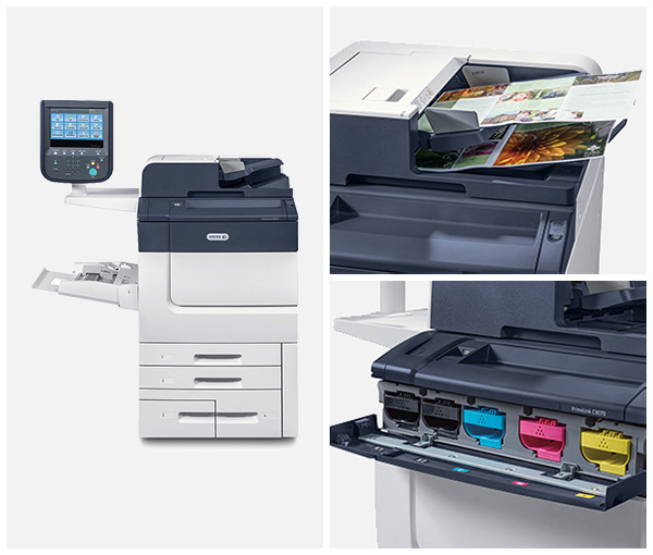 Xerox Launches Primelink Production Printer Updated Wirth