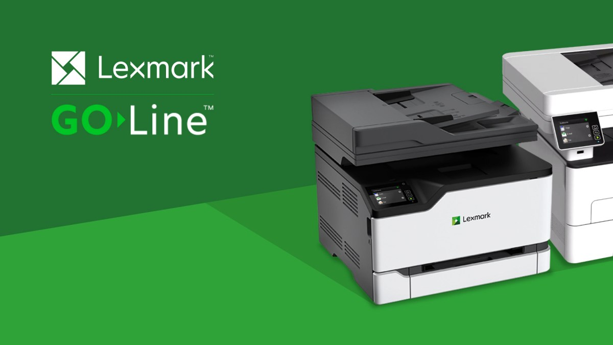 Lexmark Launches New SMB GO Line, Enterprise Printers and MFPs – Wirth Consulting