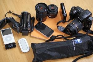 Mobile Reporting Ausrüstung