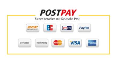 Screenshot Postpay