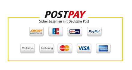 Screenshot Postpay