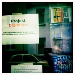 Projekt Digitalien