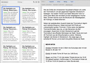 Projekt Digitalien: Noch zwei Wochen – und erste Erfahrungen mit Evernote