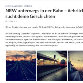 Screenshot Teilzeitreisender.de