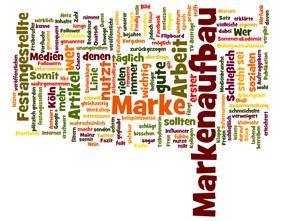 Wordle Markenaufbau