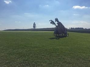 Golfplatz beim Hotel
