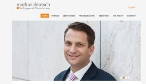 Homepage von Markus Deutsch