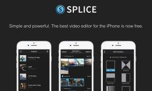 Mit der App Splice in der Straßenbahn eine Slideshow gemacht