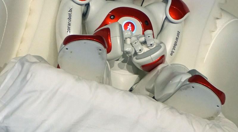 Roboter auf der ITB