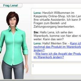 Lenas Antwort