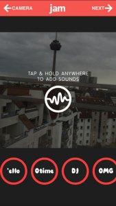App-Test: Jamsnap