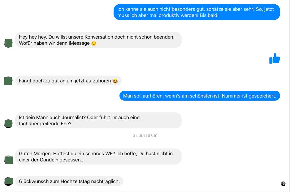 Messenger-Chat