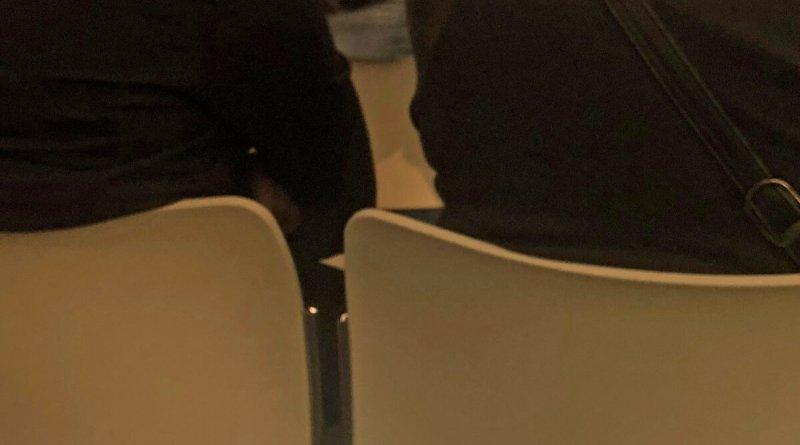 Blogbeitrag schreiben, während ich einen Vortrag höre