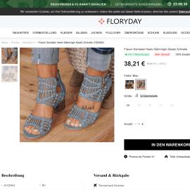 Vorsicht beim Onlineeinkauf