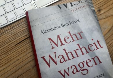 Neues Buch von Alexandra Borchardt: Mehr Wahrheit wagen