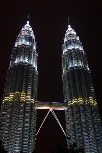 Petronas Towers - plain.