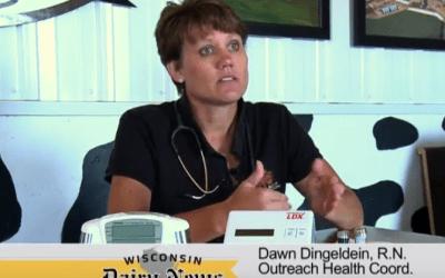 Wisconsin Dairy News features Kitchen Wellness