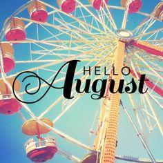 August has arrived. Fair fitness fun awaits.