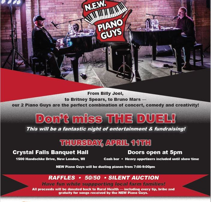 N.E.W. Guys Dueling Pianos