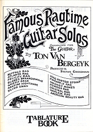 Illustrated Ton van Bergeyk discography