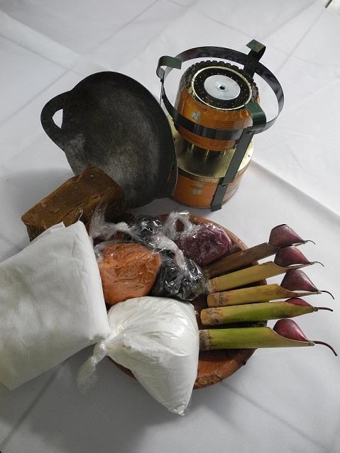 Alat Untuk Membatik : untuk, membatik, Peralatan, Membatik, Kampung, Wisata, Batik