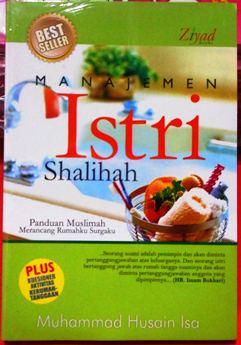 Manajemen Istri Shalihah - Muhammad Husain Isa - Penerbit Ziyad