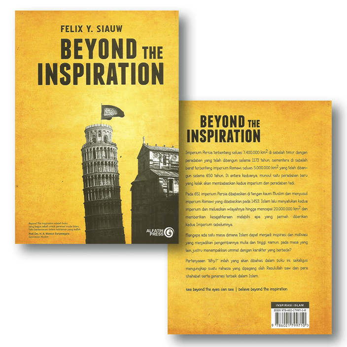Buku Beyond The Inspiration karya Felix Siauw