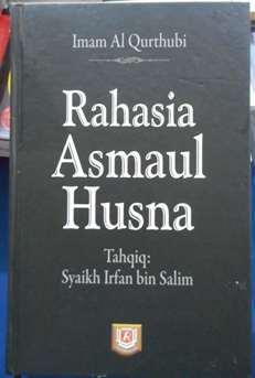 Rahasia Asmaul Husna - Imam Al Qurthubi - Penerbit Azzam