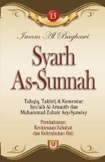 Terjemahan Syarh As Sunnah - Jilid 13