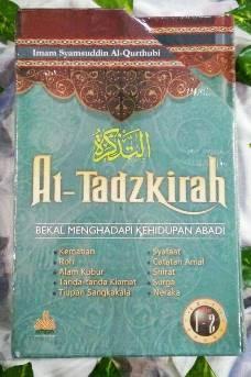 Jual Buku Islami | Kitab At Tadzkirah Jilid satu dan Dua - Imam Syamsuddin Al Qurthubi - Penerbit Pustaka Al Kautsar