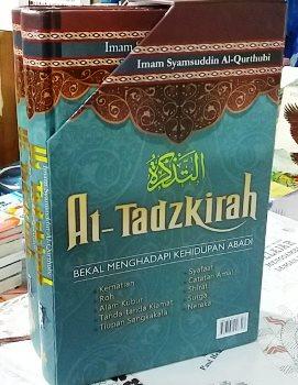 Nama Buku : Buku At Tadzkirah - Imam Syamsuddin Al Qurthubi - Penerbit Al Kautsar