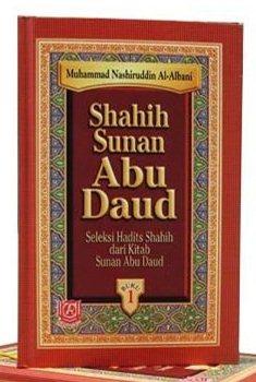 Buku Shahih Sunan Abu Daud - Muhammad Nashiruddin Al-Albani - Pustaka Azzam