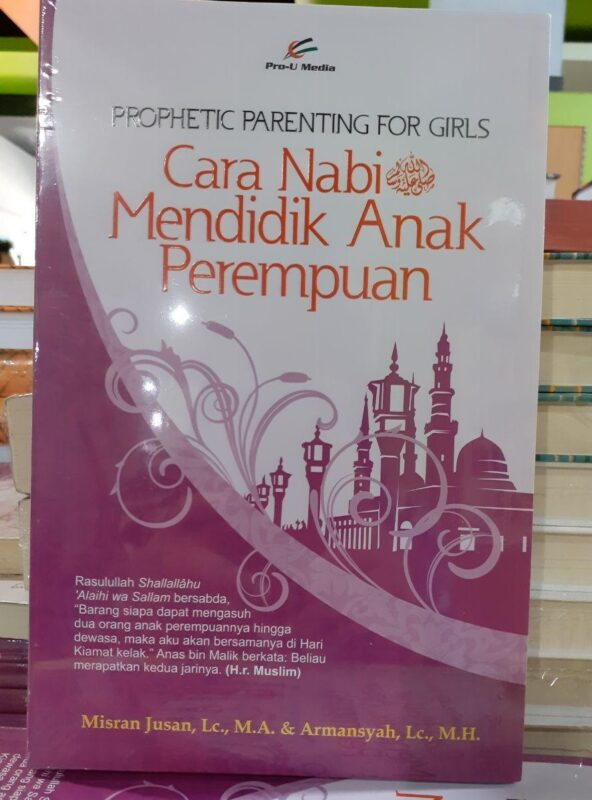 Deskripsi Buku Prophetic Parenting For Girls