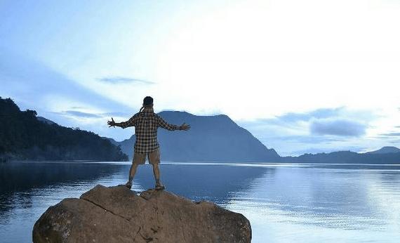 wisata danau di jambi